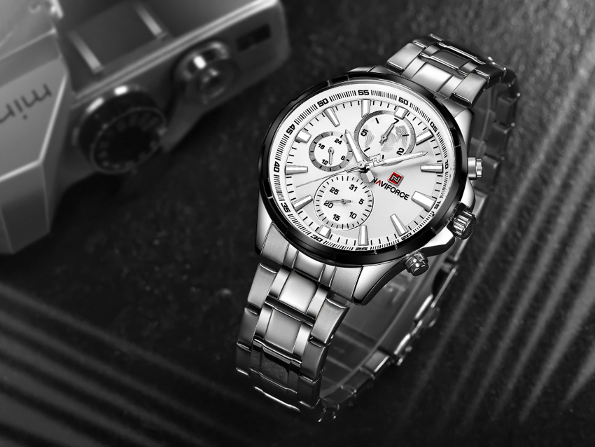 NAVIFORCE - NF9089 (zn065a) - silver
