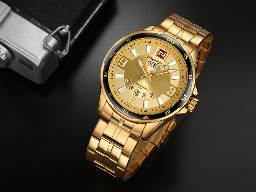 NAVIFORCE - NF9106 (zn063f) - gold