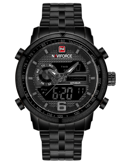 NAVIFORCE - NF9119 (zn066c) - black/grey