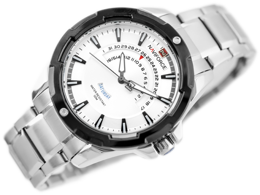 NAVIFORCE - NF9121 (zn061a) - silver