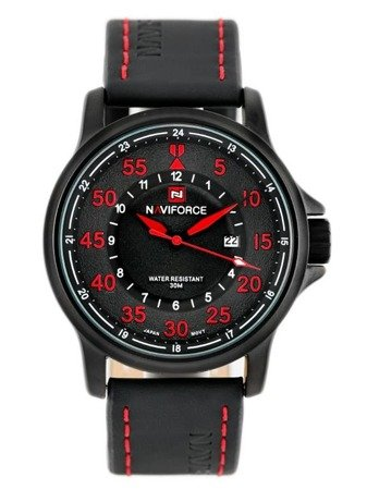 NAVIFORCE COLT (zn019b) - black/red