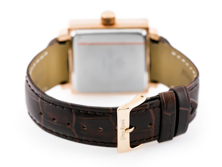 GINO ROSSI - 6664A (zg036c) silver/rose gold/brown