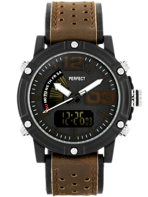 PERFECT - A8008 (zp261d) - brown/brown