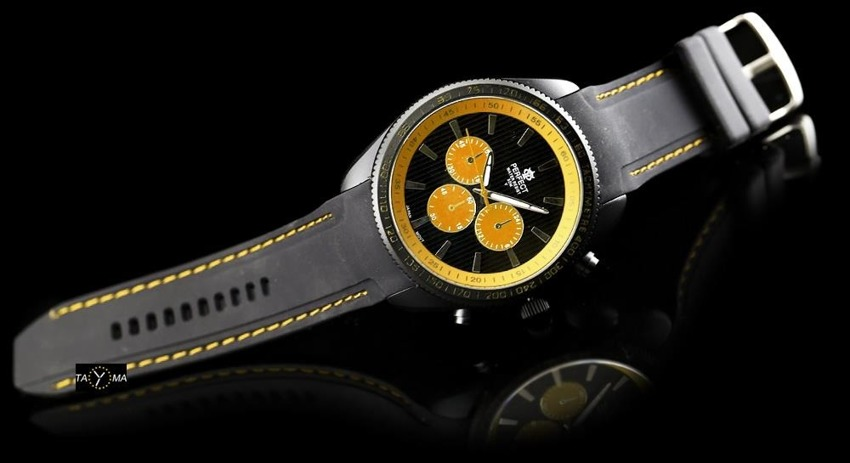 PERFECT Y2180 - black/yellow   (zp107d)