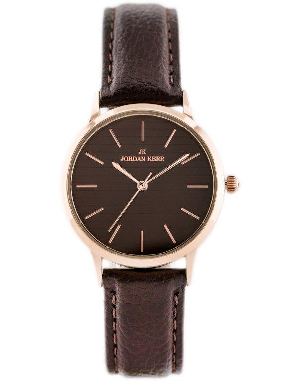 Elegancki, klasyczny damski zegarek Jordan Kerr Damskie