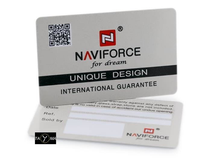 NAVIFORCE - NF9102 (zn060d) - rosegold / black